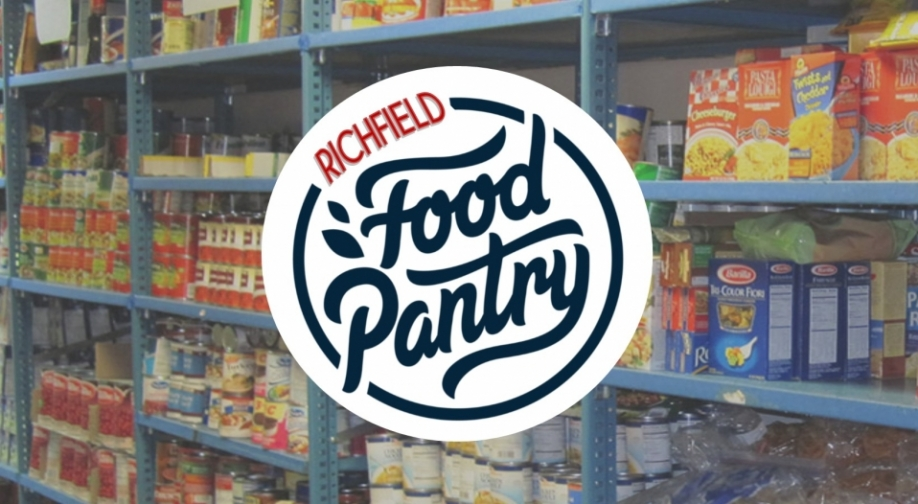 Richfield Food Pantry, image of packaged food