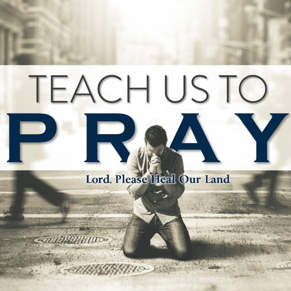 Lord, Please Heal Our Land