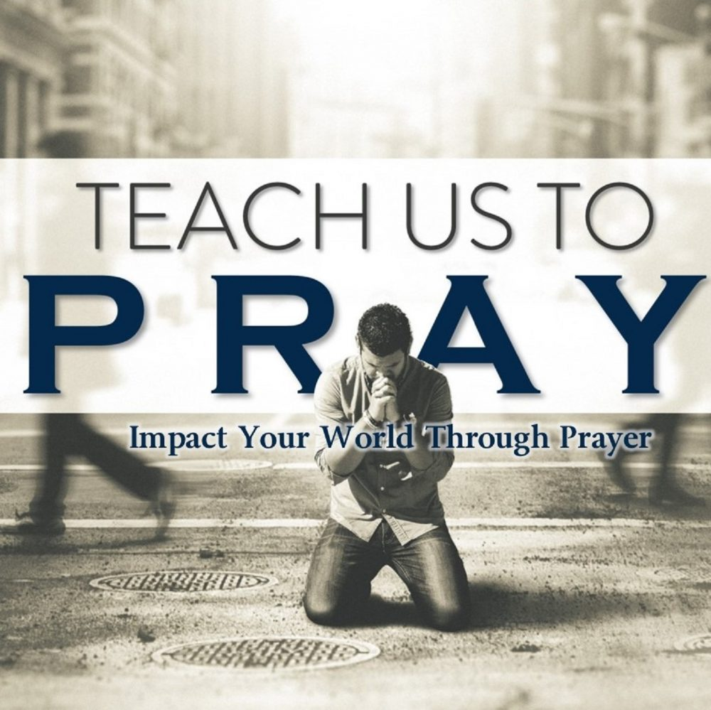 Impact Your World Through Prayer  Image