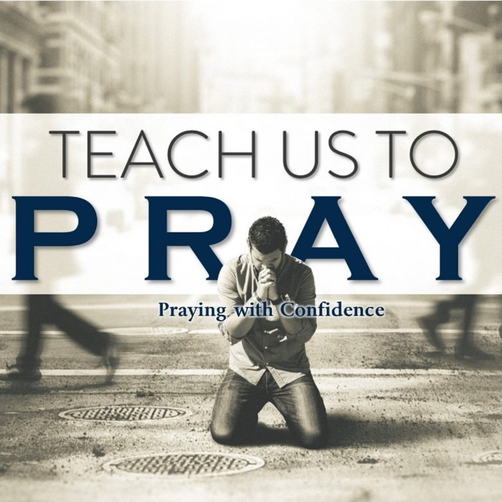 Praying with Confidence  Image