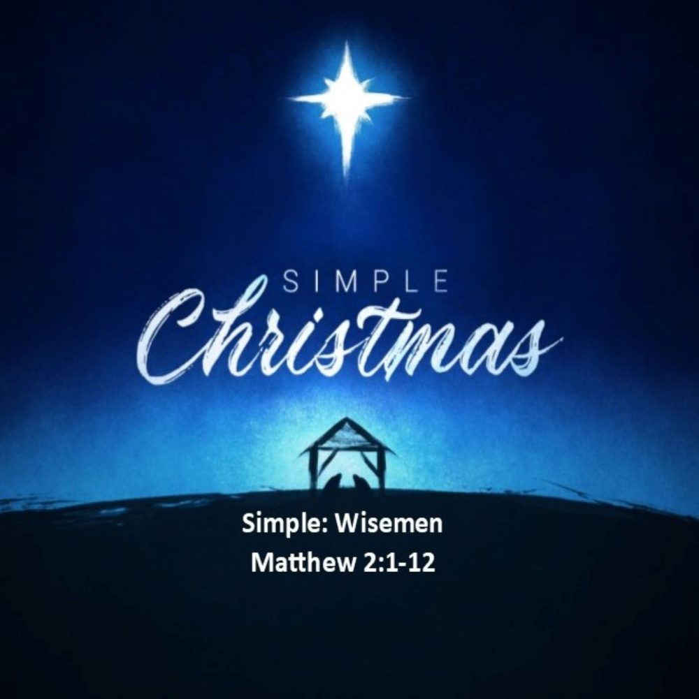 Simple: Wisemen Image
