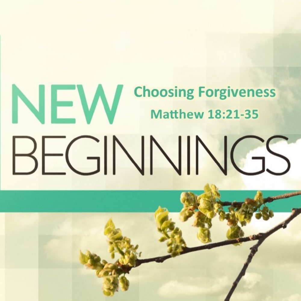 Choosing Forgiveness  Image